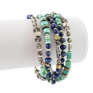 Wire wrap bracelet by CN Jewelry Silver 925